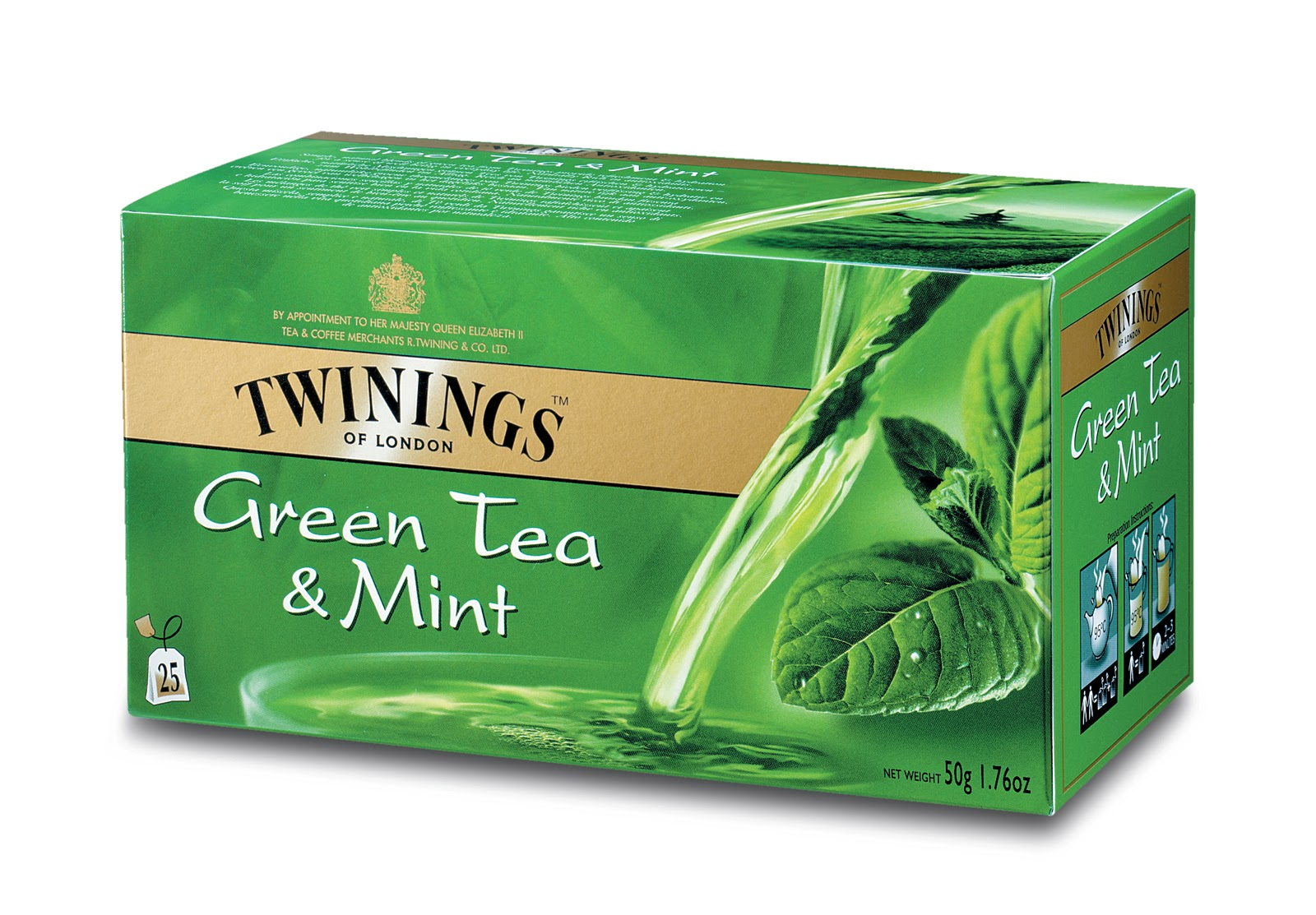 Twinings Green Tea And Mint Review Twinings Green Tea And