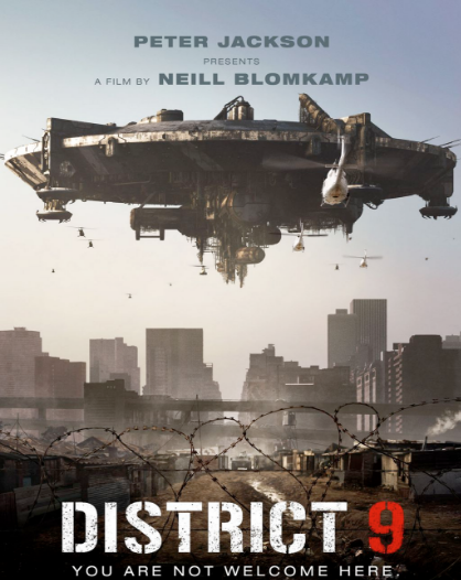District 9 Movie Image