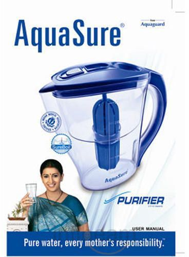Eureka Forbes AquaSure Mobile Water Purifier Image
