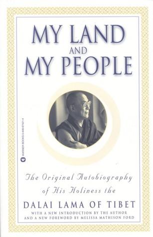 My Land and My People - Dalai Lama Image