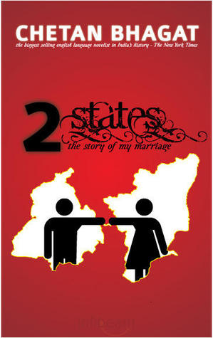 2 States The Story Of My Marriage - Chetan Bhagat Image