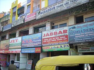 Jabbar Travels - Kalasipalyam - Bangalore Image