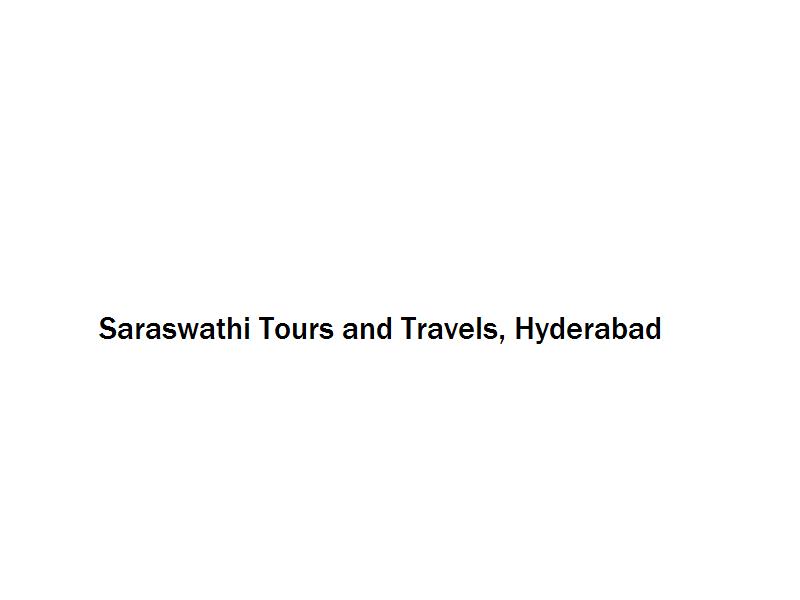 Saraswathi Tours and Travels - Hyderabad Image