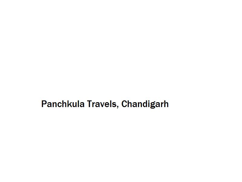 Panchkula Travels - Chandigarh Image