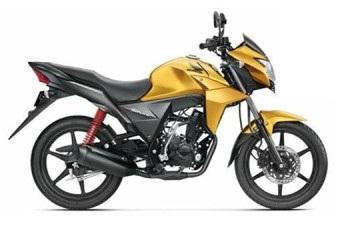 Honda CB Twister Image