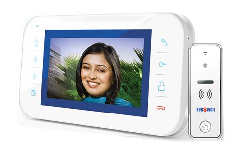 Eureka Forbes Video Door Phone Image