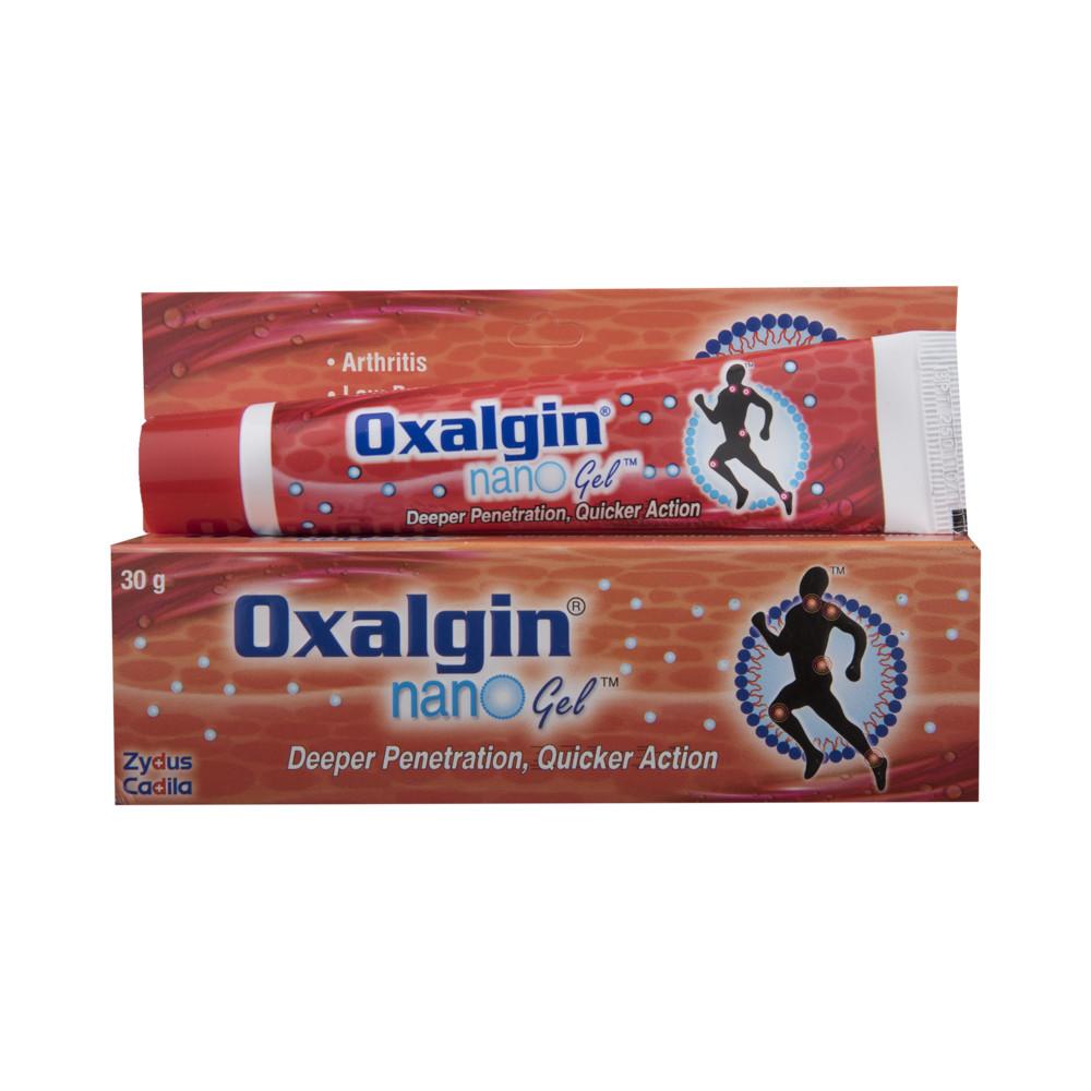 Oxalgin Nanogel Image