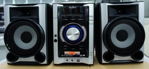 Sony MHC-GZR5D Image
