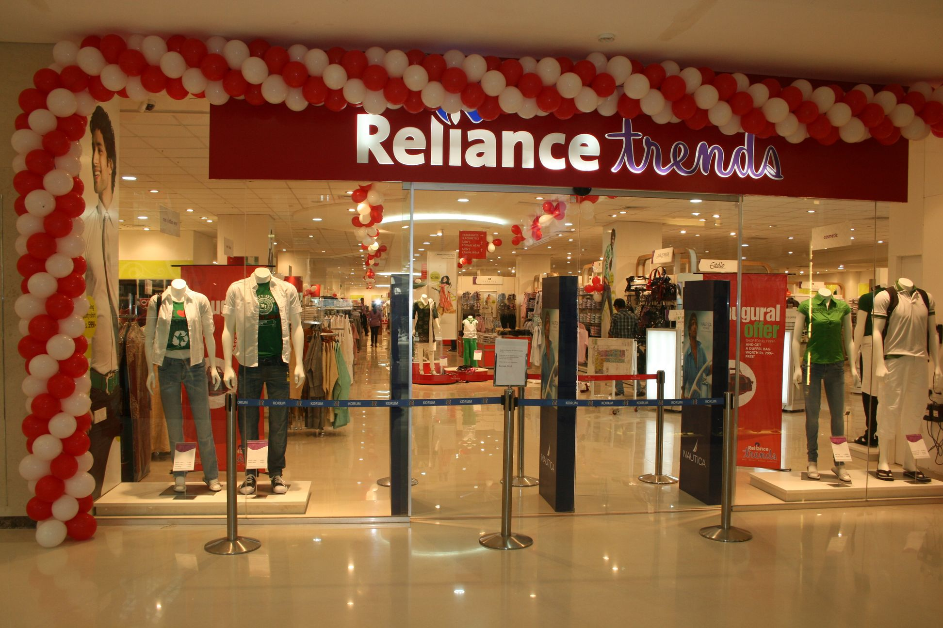 Reliance Trends Bangalore Image