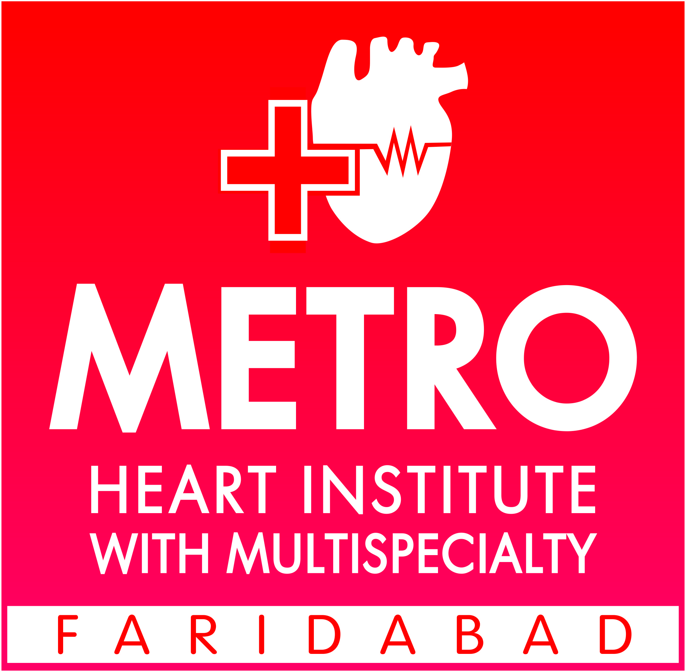 Metro Hospital And Heart Institute - Sector 16a - Faridabad Image