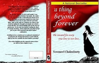 Thing Beyond Forever, A - Novoneel Chakraborty Image