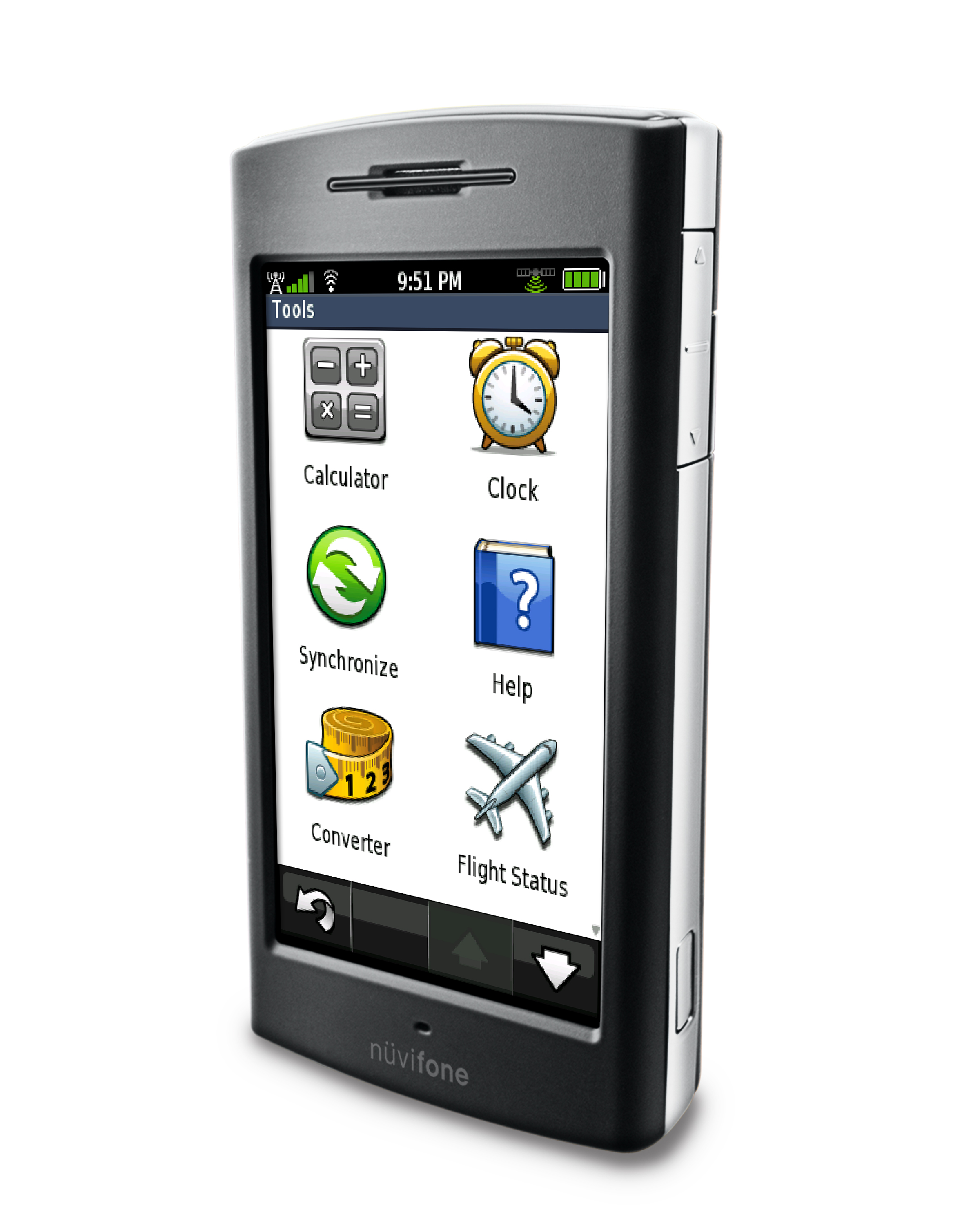 Asus Nuvifone G60 Image