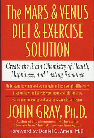 Mars and Venus Diet and Exercise Solution, The - John Gray Image