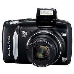 Canon PowerShot SX120 IS Image
