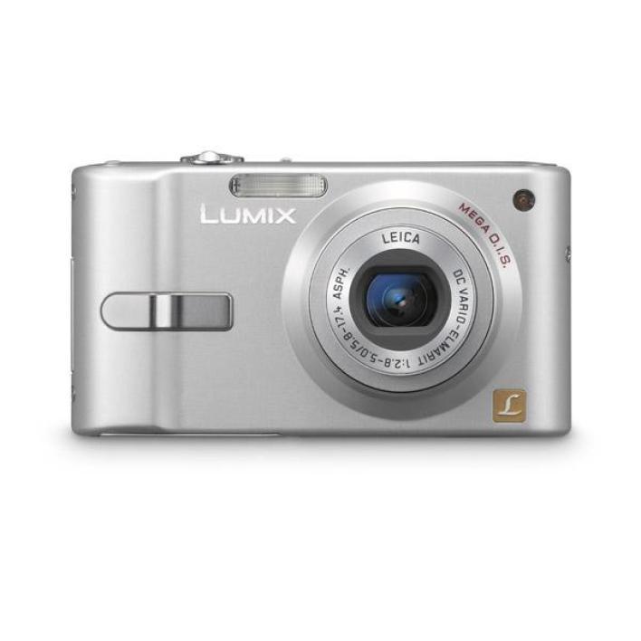 Panasonic Lumix DMC-FX12 Image