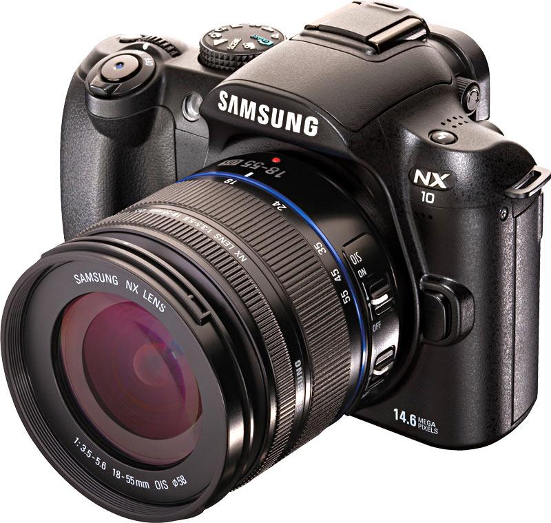 Samsung NX10 Image