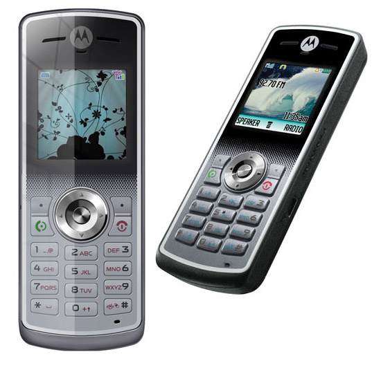 Motorola W181 Image