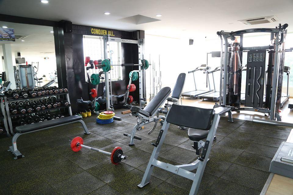 Ibm gym area bengaluru karnataka zen