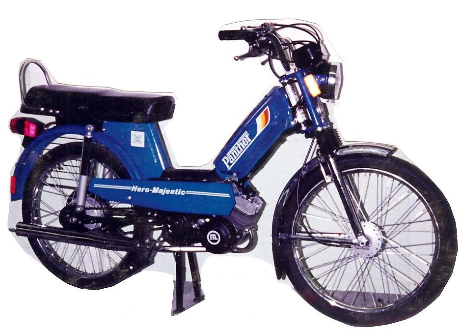 Hero Honda Panther Reviews Price Specifications Mileage