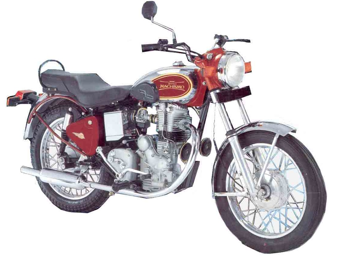 Royal Enfield Bullet Machismo Reviews Price Specifications