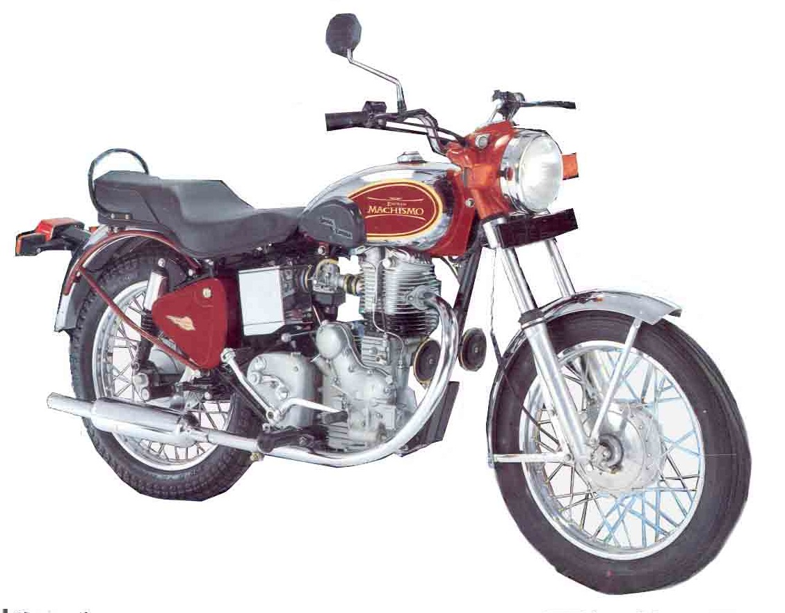 Royal Enfield Bullet Machismo 500 Reviews Price Specifications