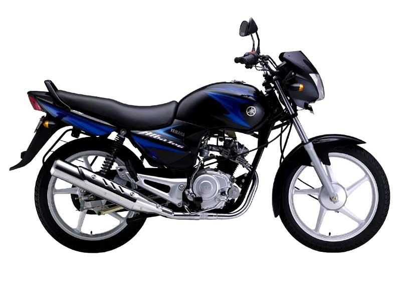 Yamaha Alba 106 Image