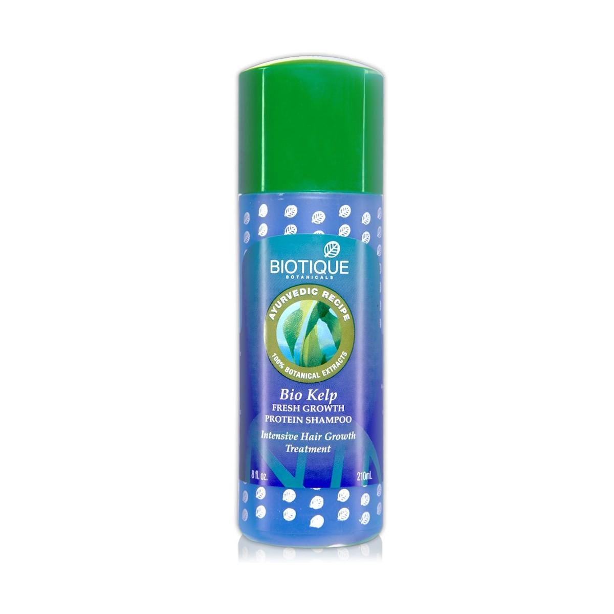 Biotique Kelp Therapeutic Shampoo Image