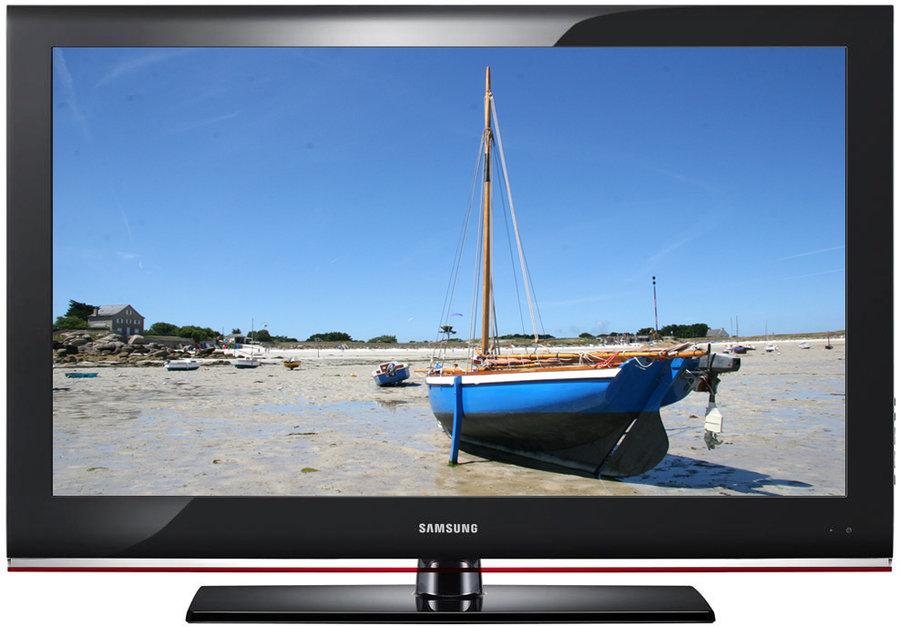 Жк телевизор samsung le40c530f1wxua жк телевизор диагональ 40 разрешение : 1920x1080 цвет черный формат экрана : 16