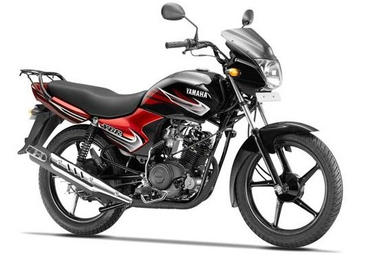Yamaha YBR 110 Image
