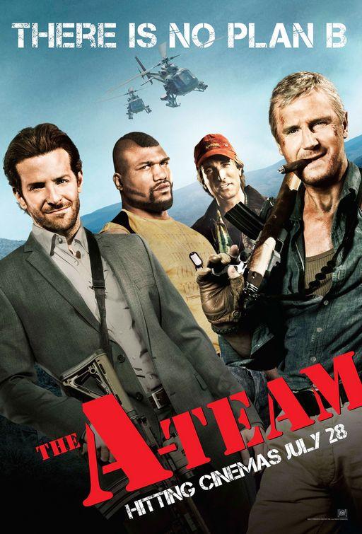 The A Team Movie Image