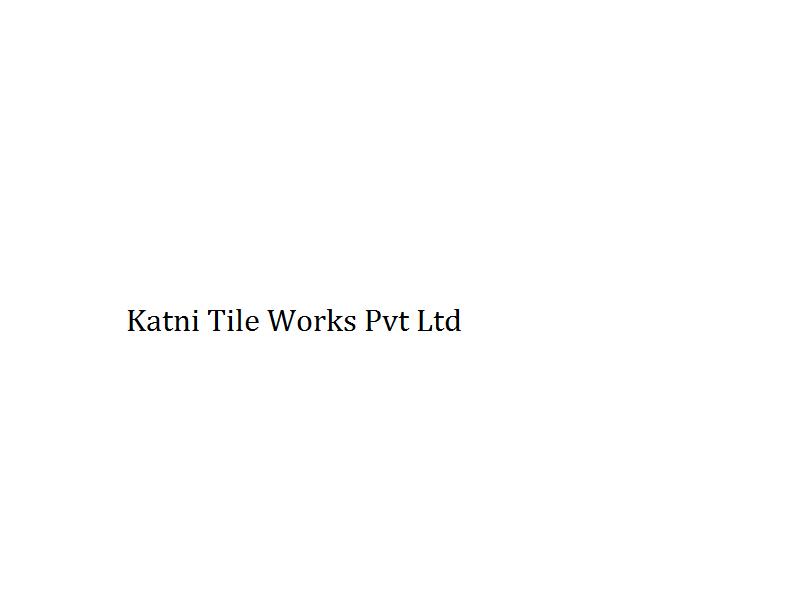 Katni Tile Works Pvt Ltd Image