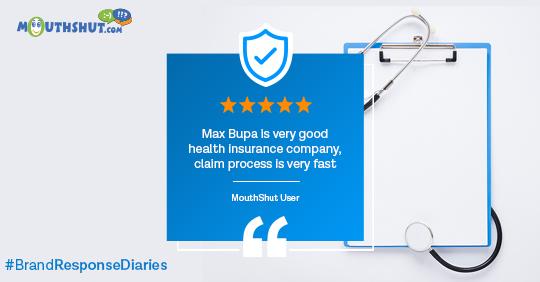 Max Bupa Health Insurance Image