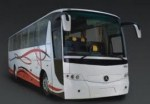 Mercedes Benz Bus Image