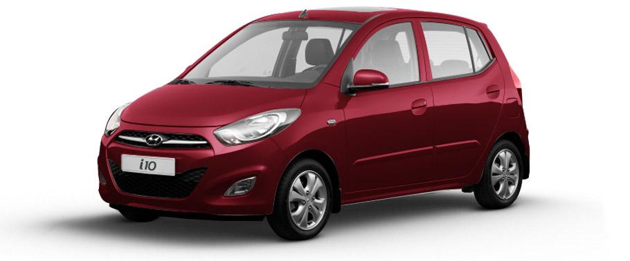 Hyundai Next Gen i10 Image