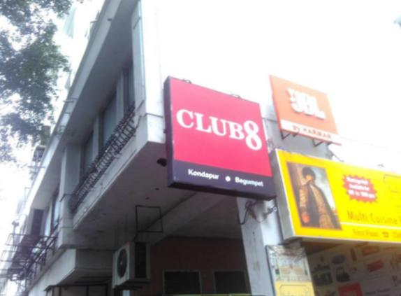 Club 8 - Kondapur - Hyderabad Image