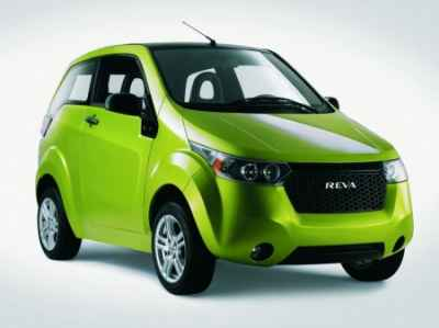 Reva Nxr Electric Car