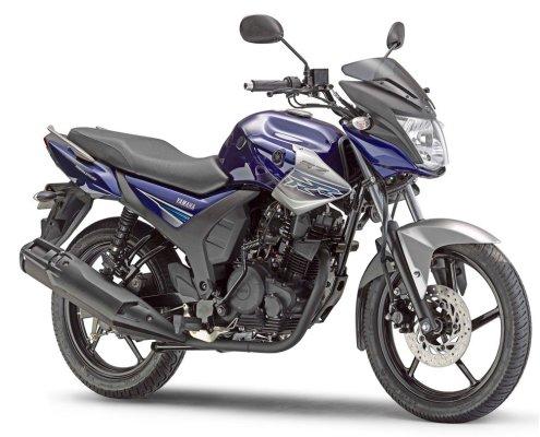 Yamaha SZ R Image