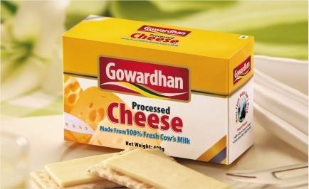 Gowardhan Mozzarella Cheese Image