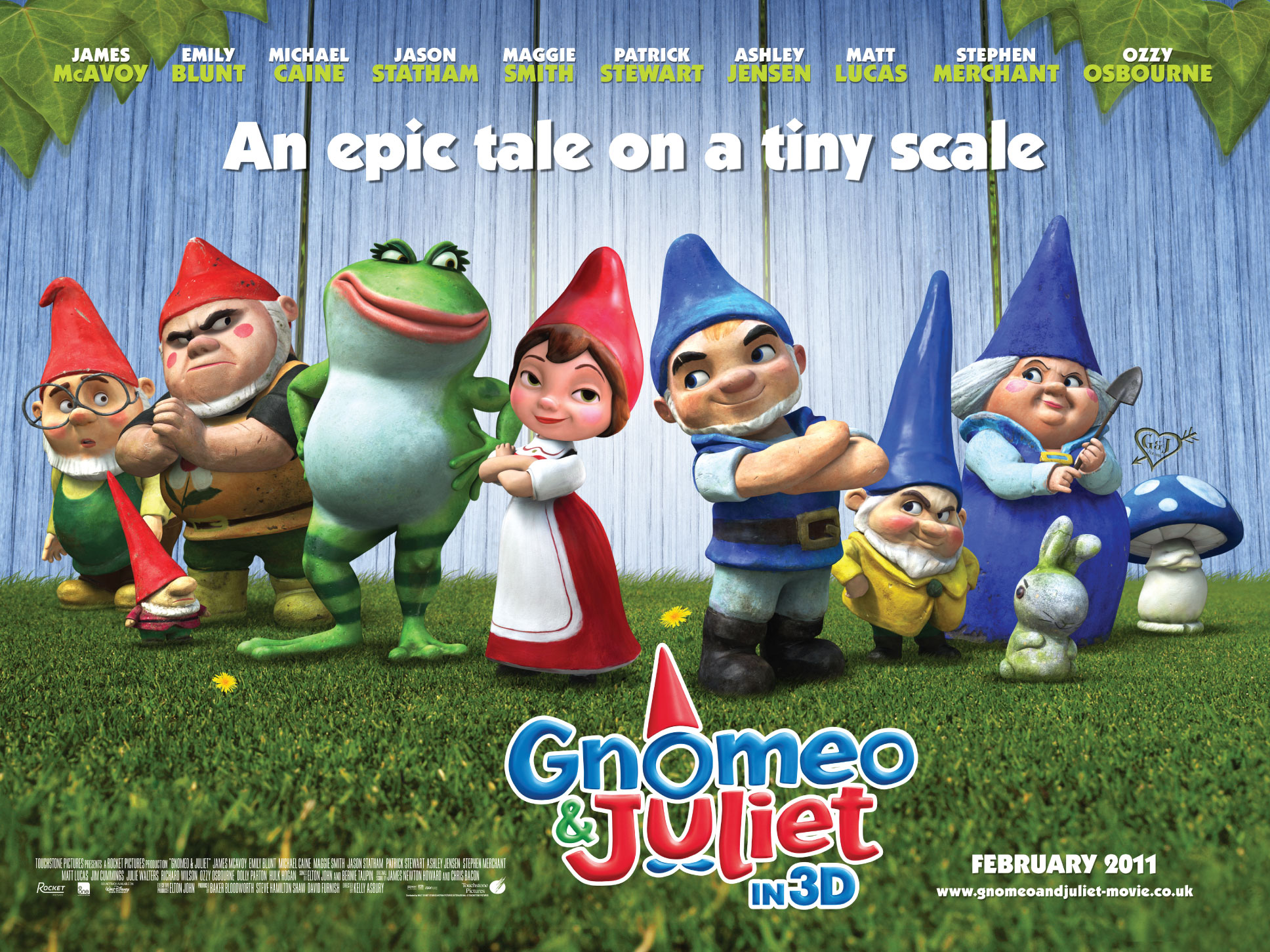 GNOMEO AND JULIET MOVIE Questions and Answers, Discussion ...