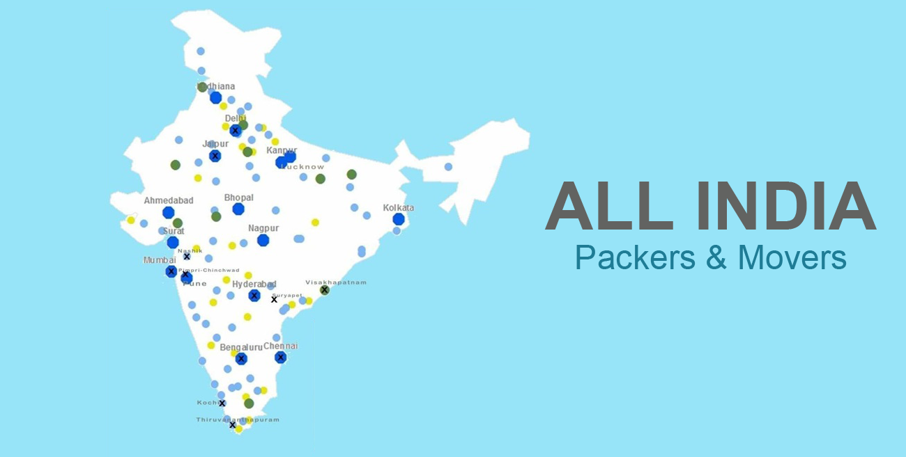All India Home Packers and Movers Image