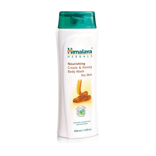 Himalaya Cream & Honey Body Wash Image