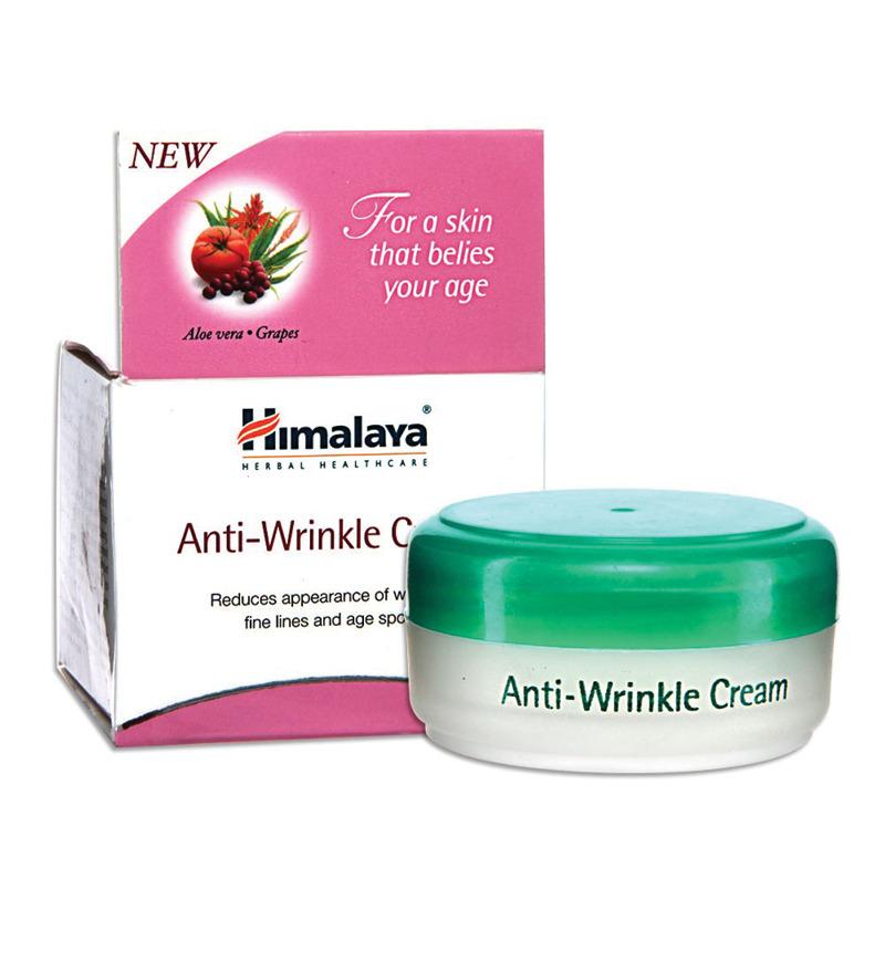 Himalaya Anti Wrinkle Cream Image