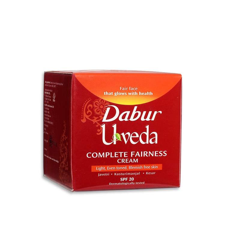 Dabur Uveda Complete Fairness Cream with SPF 20 Image