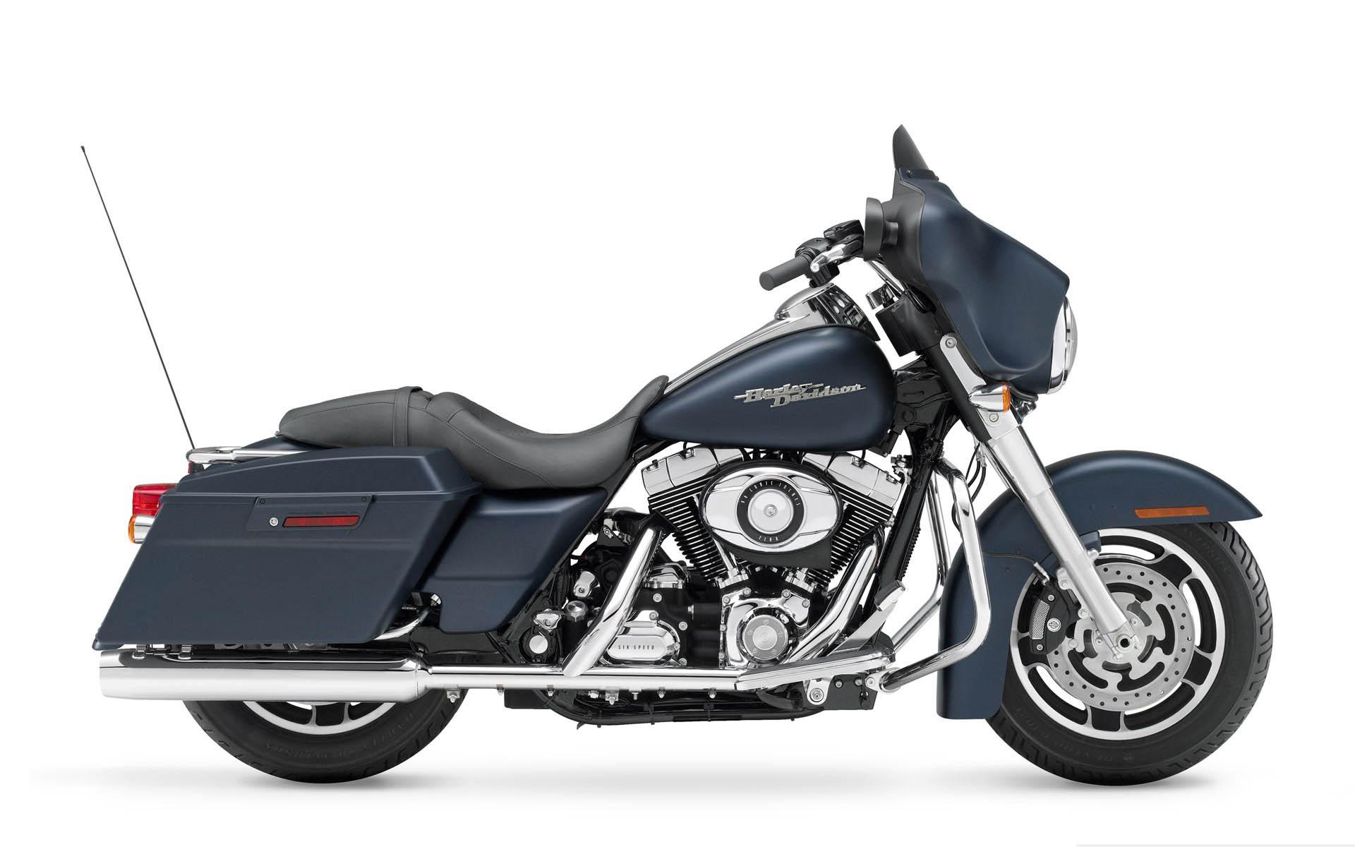 Harley Davidson Electra Glide Image