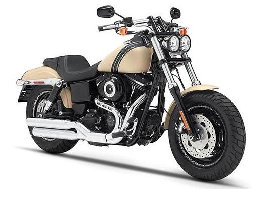 Harley Davidson Fat Bob Image