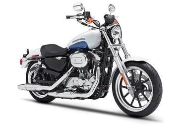 Harley Davidson Sportster Nightster Image