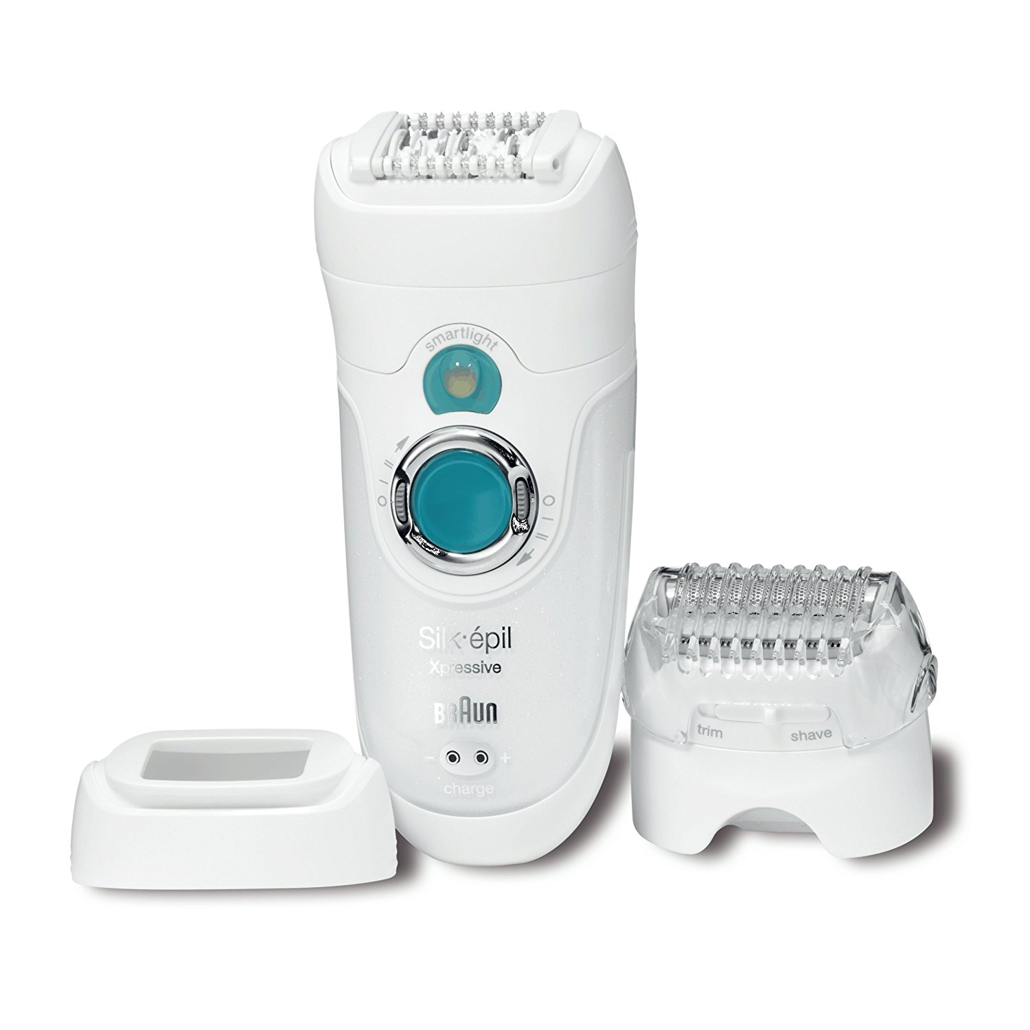 Braun Xpressive 7281 Wet and Dry Body System Image