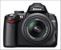 Canon DSLR D5000 Image