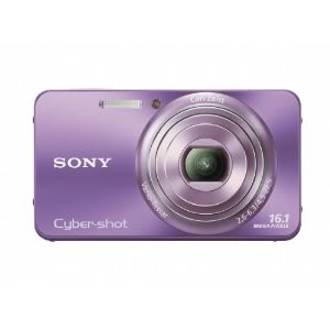 Sony DSC W570/B Image