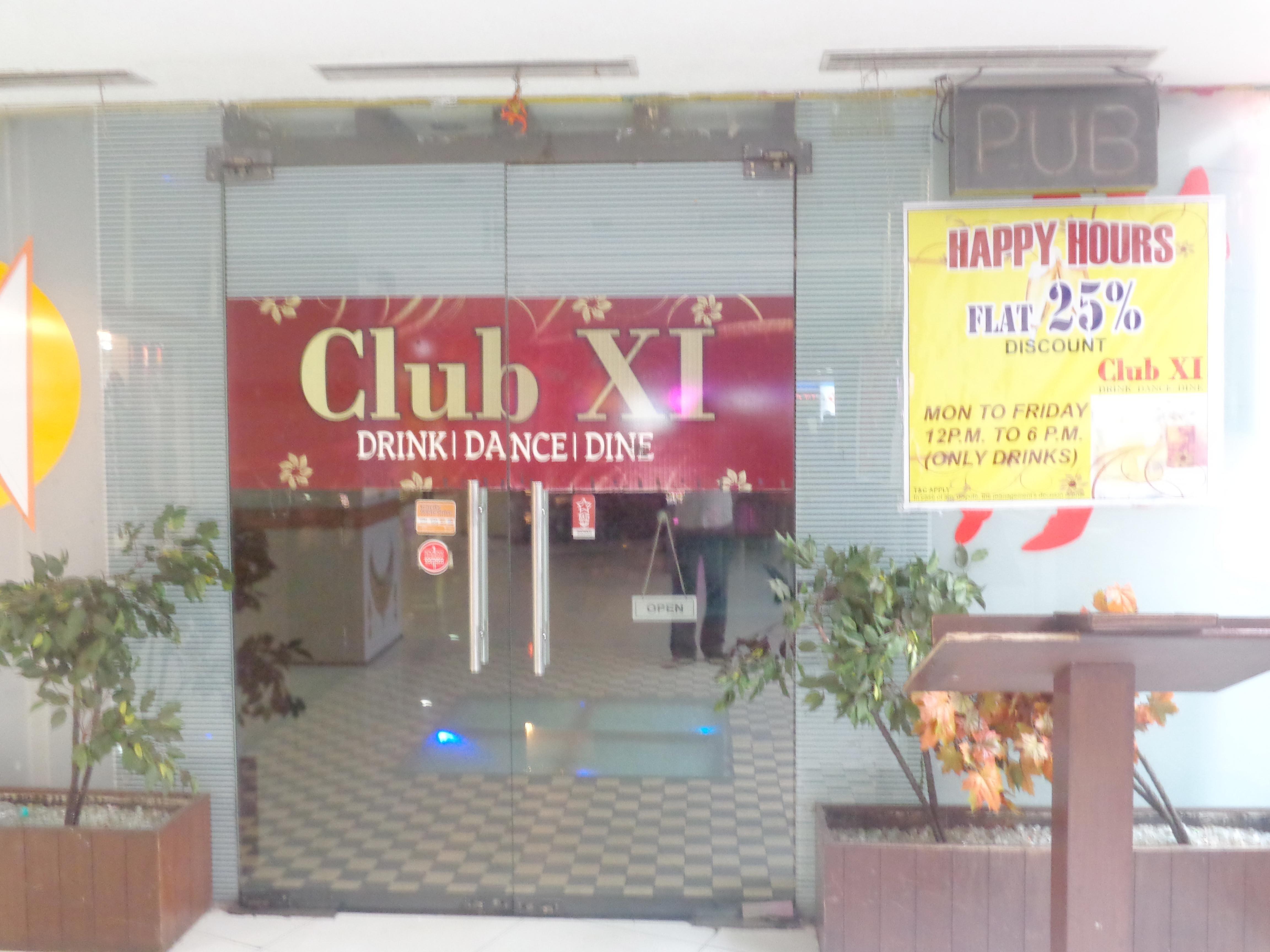 Club XI Restaurant - Raj Mohalla - Indore City Image